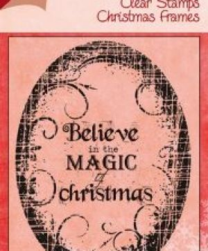 Stampila Silicon - Believe in the magic of christmas 6410-0116