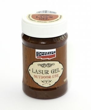 Lazura gel 100 ml - palisandru P21507