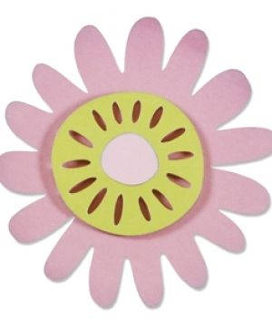 Matrita Sizzix Thinlits - Meadow Flower 660810