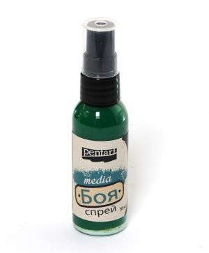 Vopsea spray-media 50 ml - verde perla P22644