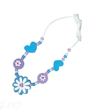 Kit creativ din foam - Necklace KSPI-341