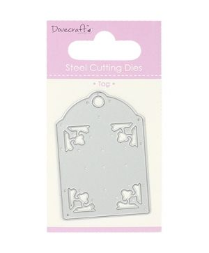 Matrita Dovecraft - Tag Cut Out DCDIE045