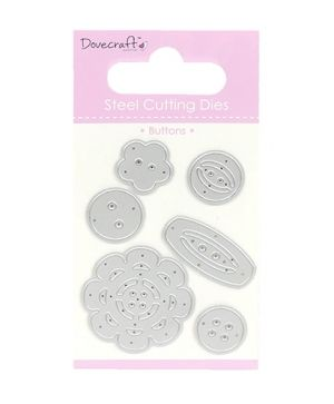 Matrita Dovecraft - Buttons DCDIE063