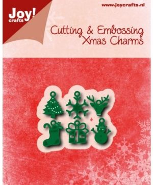 Matrita JoyCrafts - Christmascharms 6002-0779
