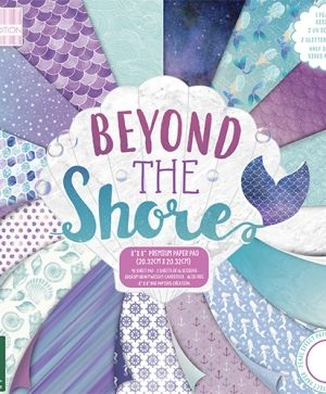 Set cartoane scrapbooking 20,3х20,3 cm - Beyond the Shore FEPAD168
