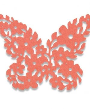 Matrita Sizzix Thinlits - Floral Butterfly 661743