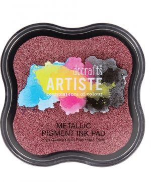Tusiere pigment - Metallic Berry Red DOA-550121