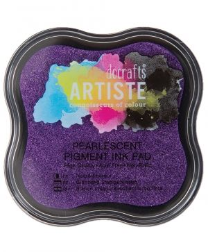 Tusiere pigment - Pearlescent Violet DOA-550127