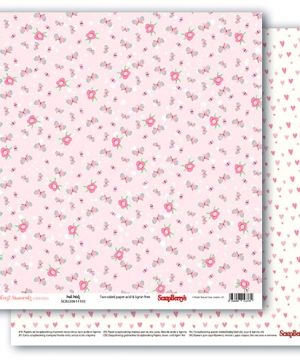 Set cartoane scrapbooking 30,5x30,5cm - First Moments SCB220611100B
