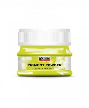 Pigment pulbere 12g - Glow in the dark P34353