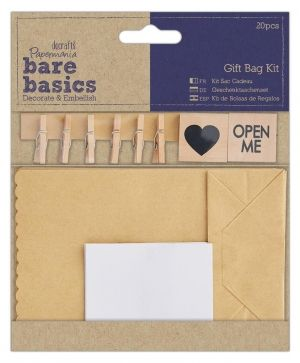 Scrapbooking set - Gift Bag Kit PMA-174772