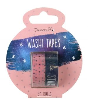 Washi Tapes - Time To Shine Every Day DCACC071