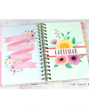 Planner / jurnal - Wedding DCPLN014
