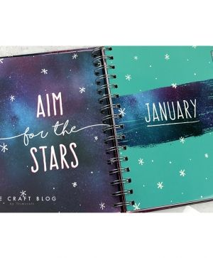 Planner / jurnal - Everyday Time to Shine DCPLN010