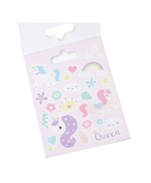 Stickere 184 buc - Unicorns DCSTB010