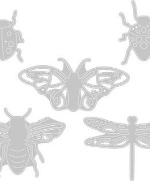 Matrita Sizzix Thinlits - Insects 663423