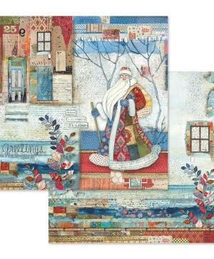Set cartoane scrapbooking 30,5х30,5cm - Double Face Make a wish SBBL59