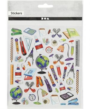 Stickere 52 buc - Writing tools C28872