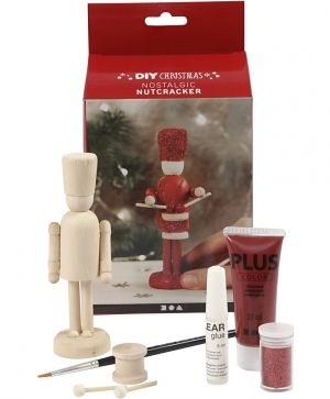 Kit creativ - Nutcracker C100770