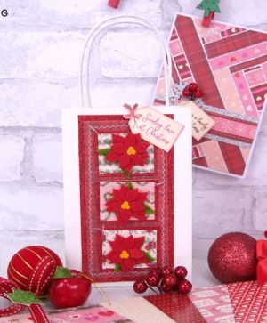 Set cartoane scrapbooking 10х10cm - Cosy Christmas PAPAD060X19