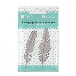 Matrita DP Craft - Feathers JCMA-088