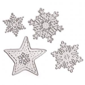 Matrita DP Craft - Snowflakes JCMA-113
