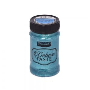 Pastă Deluxe metalic 100ml - lagoon blue P36921