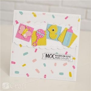 Matrita DP Craft - New Baby JCMA-041