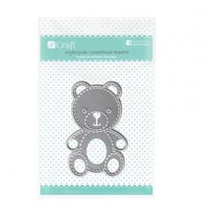 Matrita DP Craft - Teddy Bear JCMA-042