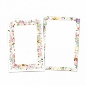 Baza felicitare 10x15cm, 10 buc - The Four Seasons - Spring P13-SPR-28
