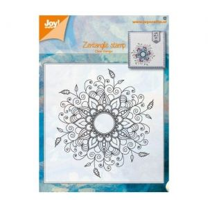 Stampila Silicon - Clearstamps - Gerti- zentangle 6410-0527