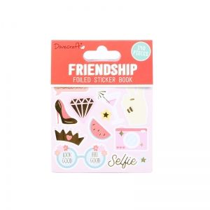 Stickere - Friendship DCSTB006